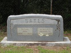 Susan Ann Bates