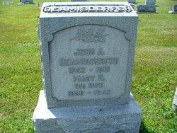 Mary Ann <i>Ober</i> Beamesderfer