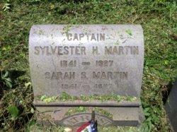 Sarah S Martin