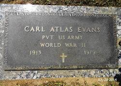 Carl Atlas Evans