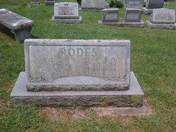 Alma Rose <i>Kaylor</i> Rodes