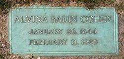 Alvina <i>Barin</i> Cohen