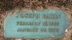 Joseph Barin