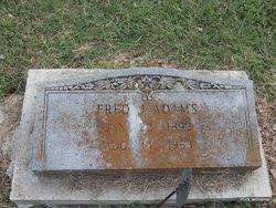 Fred J Adams