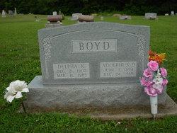 Adolphus Dudley Boyd