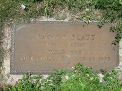 Carl P. Blatt
