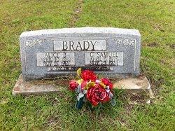 Alice <i>Brossette</i> Brady