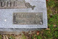Homer Allen Ruhl
