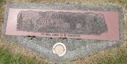 Clyde Glenville Mason Bailey