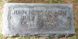 John Newton Ashe