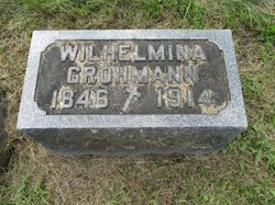 Wilhelmina <i>Mall</i> Grohmann
