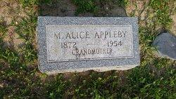 M. Alice Appleby