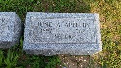 June A. Appleby