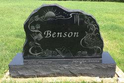 Capt John Marion Benson