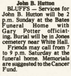 John Baxter Hutton