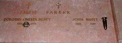 John Huitt Parker