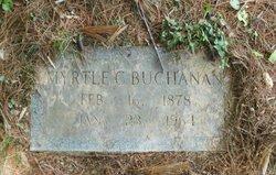 Myrtle Awilda <i>Councill</i> Buchanan