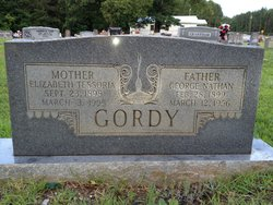 Elizabeth Tessoria Gordy