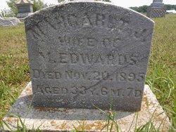Margaret J. <i>Stoy</i> Edwards