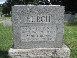 Annie E Burch