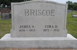 Cora D <i>Bush</i> Briscoe