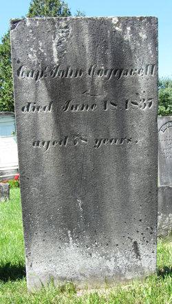 Capt John Coggswell