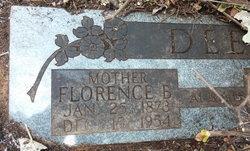 Sophronia Florence <i>Bethel</i> Dee