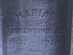 Anna Maria Maria <i>Wert</i> Finkenbinder