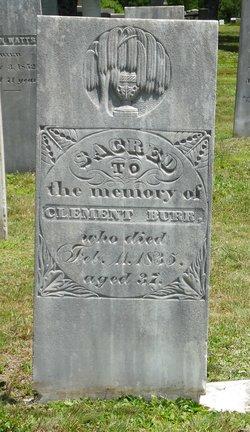 Clement Burr