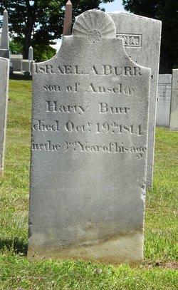 Israel A Burr