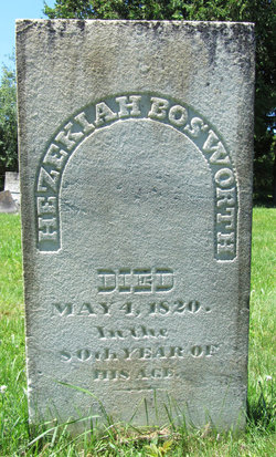 Hezekiah Bosworth