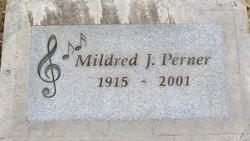 Mildred Jane <i>Williams</i> Perner