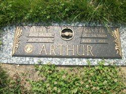Charlotte L <i>Thorson</i> Arthur