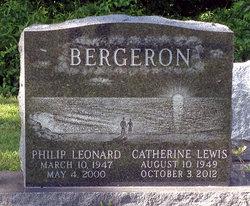 Catherine <i>Lewis</i> Bergeron