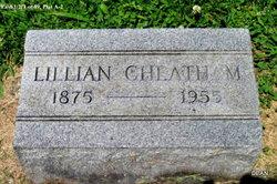 Lillian <i>Simmons</i> Cheatham