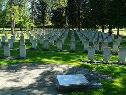 Stavne Cemetery