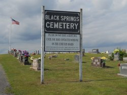 Black Springs Cemetery