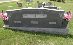 Elizabeth Ann Peggy <i>Needham</i> Archer