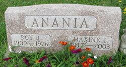 Maxine I. <i>Kaufman</i> Anania
