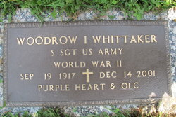 Woodrow Ira Whittaker