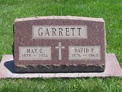 May Cecilia <i>Smith</i> Garrett