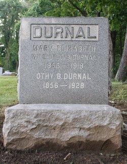 Mary Elizabeth <i>Kerr</i> Durnal