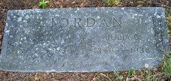 William Ace Jordan