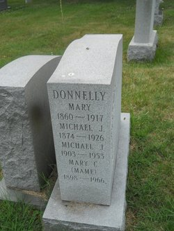 Mary C Donnelly
