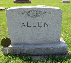Anna I. <i>Johnson</i> Allen
