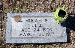 Miriam B. Tullis