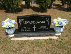 Alice <i>Stroik</i> Levandowski