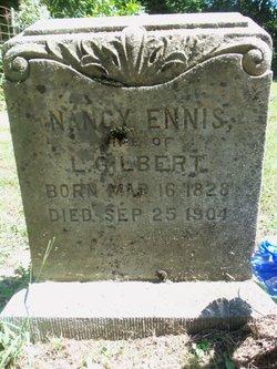 Nancy <i>Ennis</i> Gilbert