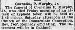 Cornelius P. Murphy, Jr