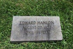 Edward Hugh Ned Hanlon
